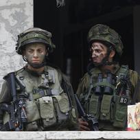 Izraelští vojáci, armáda - ilustrační foto