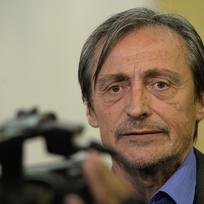 Ministr obrany Martin Stropnický (hnutí ANO).