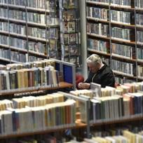 Knihovna - ilustrační foto.