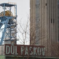 Uhelný Důl Paskov ve Staříči na Frýdecko-Místecku (na snímku z 10. prosince 2015).