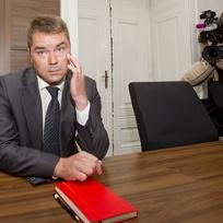 Lobbista Marek Dalík na archivním snímku.