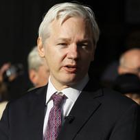 Zakladatel serveru WikiLeaks Julian Assange (na archivním snímku z 5. prosince 2011).
