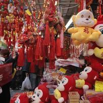 Příchod nového lunárního roku zasvěceného opici přivítali o půlnoci místního času obyvatelé Číny. S opicí, která střídá vládu klidné a obětavé kozy, se v čínské mytologii spojuje dynamika, vzrušení, inteligence a všestrannost.