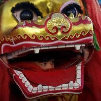 Čína slaví lunární Nový rok