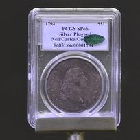 Národní pokladnice spolu s Národním muzeem představuje od 9. do 12. února v jeho nové budově v Praze unikátní minci Flowing Hair Liberty Dollar. Jedinečná stříbrná mince z roku 1794 v hodnotě přesahující deset milionů dolarů (zhruba 247 milionů korun) je nejdražší mincí na světě, která se kdy objevila na světových aukcích. Mince je vystavena spolu s kopií Deklarace nezávislosti USA z roku 1776. Výstava je přístupná zdarma. Novináře o tom dnes informoval generální ředitel Národního muzea Michal Lukeš.