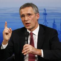 Generální tajemník NATO Jens Stoltenberg na Mnichovské bezpečnostní konferenci.