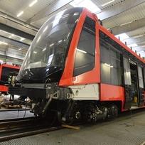 Šestiprocentní nárůst tržeb na více než 17 miliard korun vykázala loni skupina Škoda Transportation. Za posledních pět let jde téměř o pětinový nárůst. Na snímku z 12. února je plzeňský dceřiný podnik Škoda Transportation.