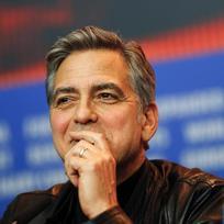 Americký herec George Clooney.
