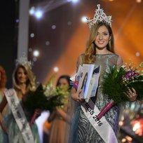 Finále soutěže Česká Miss 2016 se konalo 2. dubna v Praze. Českou Miss 2016 se stala Andrea Bezděková z východočeského Náchodu (na snímku vpravo).