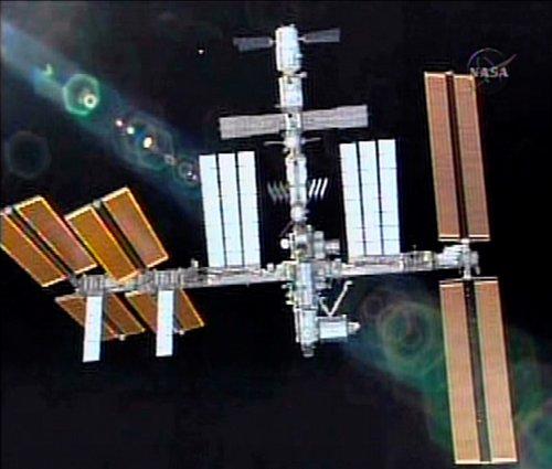 Mezinárodní kosmická stanice ISS