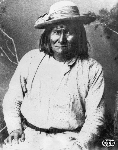 Před 100 lety zemřel nepolapitelný apačský náčelník Geronimo