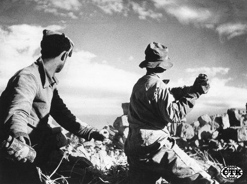 Červnu 1936 začala tříletá občanská válka v níž bojovaly
