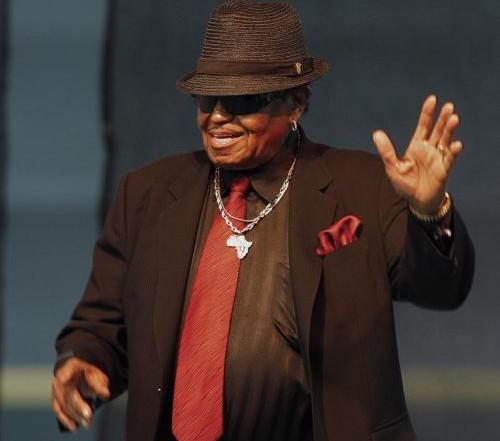 Joe Jackson, otec zpěváka Michaela Jacksona.