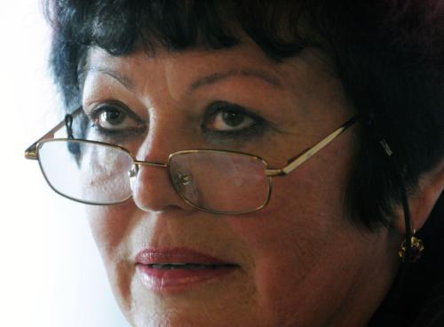 Místopředsedkyně hnutí Nespokojení občané Marie Kindermannová informovala 10. září v Chomutově novináře o údajných likvidačních praktikách zdejší primátorky Ivany Řápkové (ODS) vůči jejím odpůrcům.