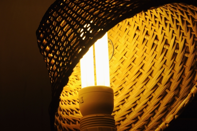 �sporn� ž�rovka, lampa - ilustračn� foto.