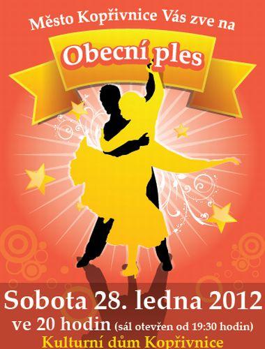 Ilustrační foto - Tradiční Obecní ples v Kopřivnici