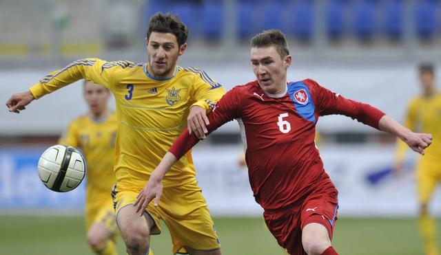 Контрольный матч. Сборная Чехии (U21) - Сборная Украины (U21) 1:1 - изображение 1