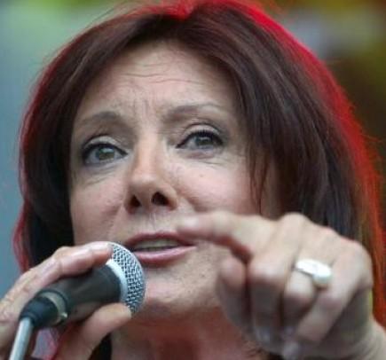 Zpěvačka Marie Rottrová vystoupila 13. července na 6. ročníku mezinárodního hudebního festivalu Colours of Ostrava.