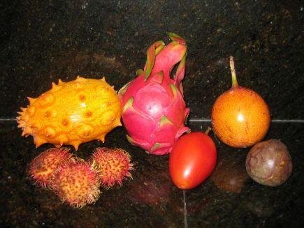 Kaufland exotické ovoce