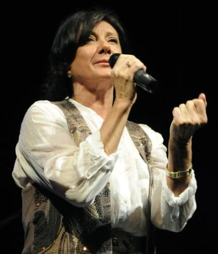 Zpěvačka Marie Rottrová vystoupila 17. října v pražském Divadle na Vinohradech na benefičním koncertu na pomoc projektu Šance pro komerčně sexuálně zneužívané děti a mládež.