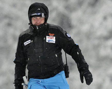 Trenér Tomáš Bank.