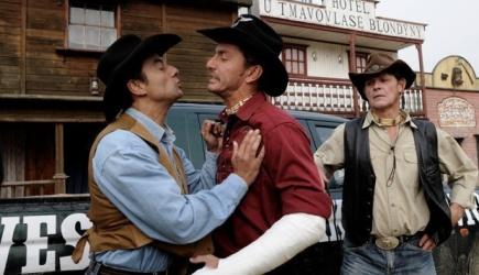 Snímek z filmu Westernstory
