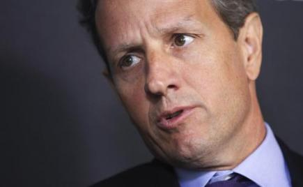 Americk ministr financ Timothy Geithner.