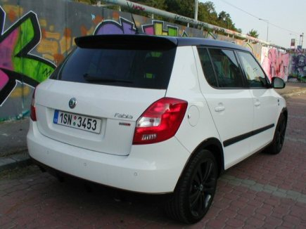 koda Fabia Monte Carlo