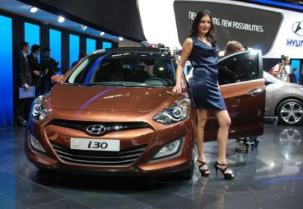 Prodlouen verze novho modelu Hyundai i30 z tovrny v moravskch Noovicch byla pedstavena 6. bezna na enevskm autosalonu.