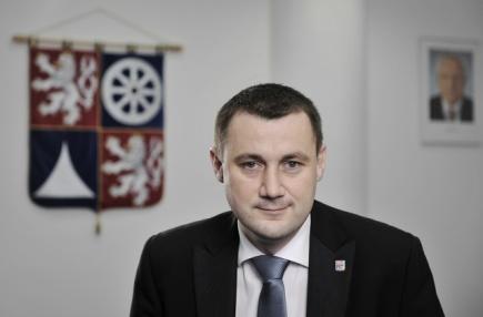 Hejtman Libereckého kraje Martin Půta (na snímku z30. listopadu 2012) poskytl ČTK rozhovor.
