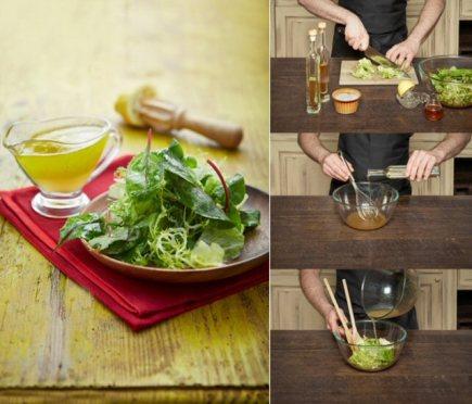 Listove salaty