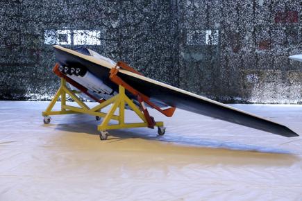 Íránské Revoluční gardy postavily nový útočný bezpilotní letoun, který je schopný nést bomby