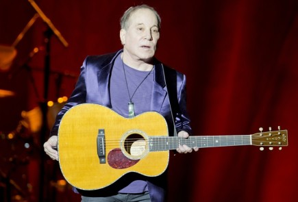 Americký skladatel a písničkář Paul Simon zahájil 17. října koncertem v pražské O2 aréně své evropské turné.