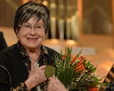 Slavnostní galavečer prvního ročníku předávání cen klasické hudby 21.ledna v Praze. Křišťálovou trofej získala cembalistka Zuzana Růžičková za Celoživotní přínos.