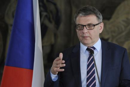 Ministr zahraničních věcí ČR Lubomír Zaorálek.