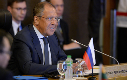 Ilustrační foto - Ruský ministr zahraničí Sergej Lavrov.