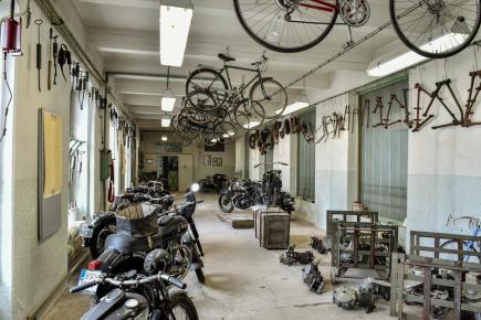 V rámci Dnů evropského dědictví byla 10. září zpřístupněna bývalá textilní továrna Mastných v Lomnici nad Popelkou.