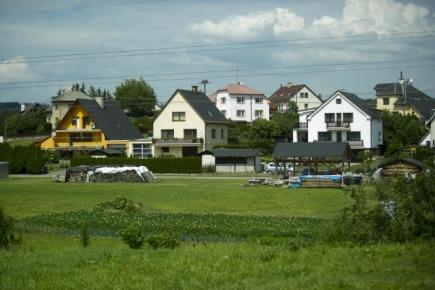 Vesnicí roku Pardubického kraje je obec Lukavice na Orlickoústecku (na snímku z 28. června).