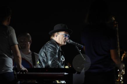 Skupina Kryštof vystoupila 16. září v Praze na Strahově na koncertu, kterým si kapela připomíná 25. výročí svého založení. Další koncert se uskuteční v neděli 17. září. Jedním z hostů byl Petr Janda.