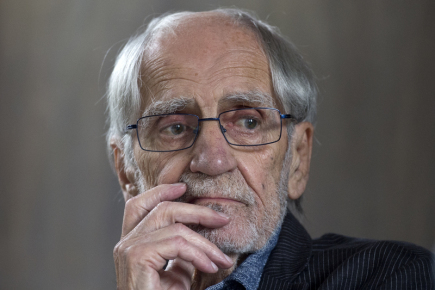 Spisovatel a scenárista Jiří Stránský.