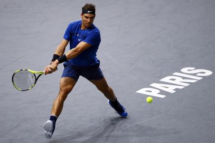 Španělský tenista Rafael Nadal.