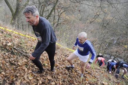 84. ročník populárního závodu Velká kunratická se běžel 12. listopadu v Praze Kunraticích.