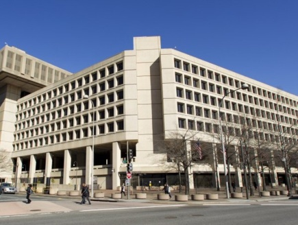 Federální úřad pro vyšetřování (FBI) - ústředí ve Washingtonu.