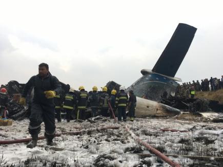 V Káthmándú havarovalo při přistávání letadlo bangladéšské společnosti US-Bangla Airlines.