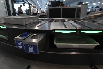 Na pražském letišti je od 11. června v plném provozu nový prostor centrální bezpečnostní kontroly.