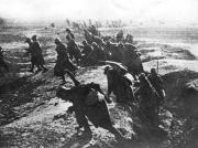Armáda Francie v bitvě u Verdunu.