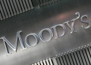 Logo ratingov agentury Moody`s.