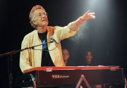 Ray Manzarek ze skupiny The Doors.