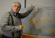 Podnikatel Igor Sládek, která hodlá kandidovat na prezidenta, vystoupil 13. června na tiskové konferenci v Praze.