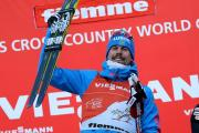 Ruský běžec na lyžích Sergej Usťugov vyhrál poprvé Tour de Ski.